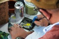 ÜMİT YİĞİT - 4. Uluslararası Bisanthe Plastik Sanatlar Çalıştayı Başladı