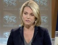 ABD'li sözcüden Türkiye'ye küstah kınama