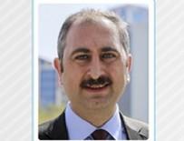 ADALET BAKANI - Abdülhamit Gül Adalet Bakanı oldu