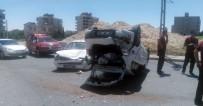 ADıYAMAN ÜNIVERSITESI - Adıyaman'da Zincirleme Trafik Kazası Açıklaması 5 Yaralı