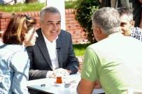 MUSTAFA SAVAŞ - AK Parti'li Savaş'tan 1500 Kişiye İstihdam Müjdesi