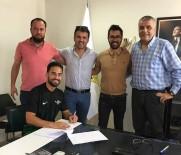 AKHİSAR BELEDİYESPOR - Akhisar Belediyespor'a Portekizli Sol Kanat