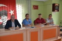 KAYMAKAMLIK - Alaçam'da Asayiş Toplantısı