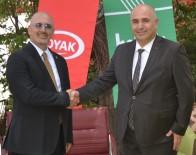 TARIM İLACI - Ankara Üniversitesi Ve HEKTAŞ'tan İşbirliği