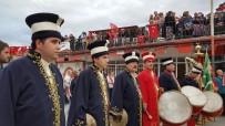 MEHTER TAKIMI - Atatürk'ün Selamlara Gelişinin 83.Yılı Anıldı