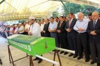 BURHANETTIN ÇOBAN - Bakan Eroğlu, İbrahim Yurdunuseven'in Annesinin Cenazesine Katıldı