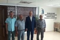 UZMAN ÇAVUŞ - Başkan Ergün, Şehit Ailesini Ağırladı