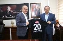 BEDENSEL ENGELLİ - Başkan Gürlesin Açıklaması 'Denizlispor Süper Lig'e Yakışır'
