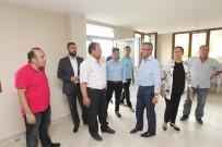 HATIPLI - Başkan Köşker Yeni Mahalleleri Denetledi
