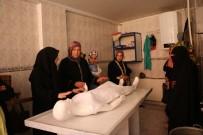 GASSAL - Bitlis'te İlk Kez Kadınlara Yönelik Gassal Kursu Açıldı