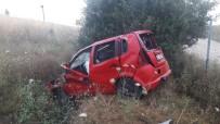 İZZET BAYSAL DEVLET HASTANESI - Bolu'da Trafik Kazasında 2 Kişi Öldü
