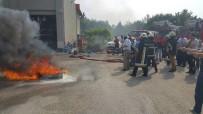 BURSA BÜYÜKŞEHİR BELEDİYESİ - Bursa'da Yangınlara Gönüllü İtfaiyeciler Müdahale Edecek