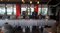 ESNAF ODASI - BÜSTKİP İlk Toplantısını Yaptı