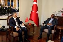 GÜNEY AFRIKA - Büyükelçi Malefane Açıklaması 'Demokrasi, Güney Afrika Ve Türkiye İçin Vazgeçilemez'