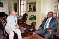 GÜNEY AFRIKA - Büyükelçi Malefane Açıklaması 'Güney Afrika Olarak Karadeniz'i Çok Önemsiyoruz'
