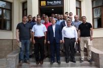 İSTİŞARE TOPLANTISI - Büyükşehir Belediyeleri'nin Bilgi İşlem Yöneticileri Konya'da Buluştu