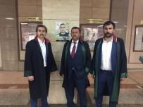 EGE ÜNIVERSITESI - Çakıroğlu'nun Cinayetinin Karar Davasında Gaziantep'ten Avukat Katıldı