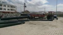 SULAMA KANALI - Çaldıran Belediyesinden Sulama Kanalı Yapımı
