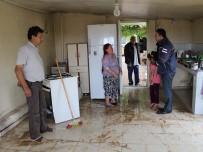 ŞEHİT ANNESİ - Çanakkaleli Afetzedelerin Yaraları Sarılacak
