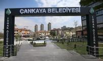 KAHRAMAN POLİS - Çankaya'da İshak Öztürk Parkı'nın Yapım Çalışmaları Sürüyor