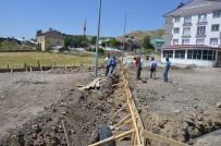 SAĞANAK YAĞMUR - Çat Belediye Başkanı Kılıç, İlçede Altyapı Seferberliği Başlattı