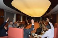MEHMET ÇETIN - Çerkezköy TSO'nun Yeni Meclis Başkanı Belli Oldu
