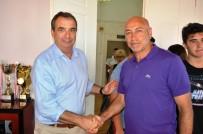 EDREMİT KÖRFEZİ - CHP Genel Başkan Yardımcısı Aksünger Ayvalık'ta