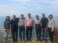 FARUK ÇATUROĞLU - Çinli Yatırımcılar Zonguldak'a Motor Fabrikası Kuracak