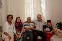 ALI ÖZKAN - Çocuklarına' Recep Tayyip Erdoğan' İsmini Verdiler