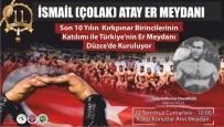 KALICI KONUTLAR - Düzce Güreş Alının İsmi İsmail Atay Er Meydanı Olacak
