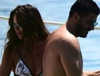 EBRU ŞALLI - Ebru Şallı'nın yeni sevgilisi evli çıktı