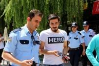 ÜNİVERSİTE ÖĞRENCİSİ - Erzurum'da İkinci 'Hero' Tişörtü Vakası