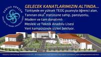 SIVIL HAVACıLıK GENEL MÜDÜRLÜĞÜ - Eskişehir Sabiha Gökçen MTAL Türkiye En Çok Tercih Edilen Ve En Yüksek TEOG Puanı İle Öğrenci Alan MTAL'si Oldu