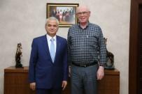 ODUNPAZARI - ETO Başkanı Güler'den Başkan Kurt'a Ziyaret