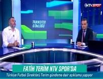 FATİH TERİM - Fatih Terim altyazıyı beğenmedi canlı yayına bağlandı