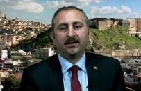 ADALET BAKANI - Gaziantep'te 2 Bakan Sevinci