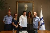 GOOGLE - Google'ın Türk Yöneticisinden Mehmet Kocadon'a Ziyaret