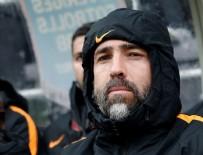 YASIN ÖZTEKIN - Galatasaray tur için sahaya çıkıyor