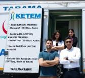ERKEN TEŞHİS - Günyüzü'nde KETEM Tarafından Meme Kanseri Taraması Yapıldı