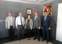 LÜTFIYE İLKSEN CERITOĞLU KURT  - Hitit Üniversitesi İle Samsun MEDİKÜM Arasında İşbirliği Anlaşması