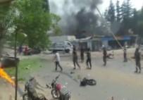 İDLIB - İdlib'de Bomba Yüklü Araç Patlatıldı Açıklaması 3 Ölü