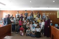 YETİM ÇOCUKLAR - İnegöl Belediyesi Yetim Çocukları Ve Ailelerini Misafir Etti