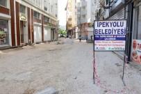 İPEKYOLU - İpekyolu Belediyesinden 'Kültür Sokağı' Çalışması