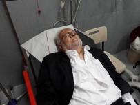KıZıLAY - İşgal güçleri, Filistinli cemaate saldırdı