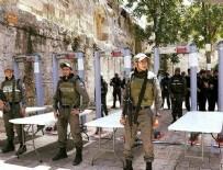 İSLAMİ CİHAD - İşgalci İsrail'e Mescid-i Aksa uyarısı