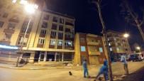 GÖRGÜ TANIĞI - İstanbul'da Doğalgaz Patlaması Açıklaması 1 Yaralı