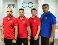 MASA TENİSİ - Kağıtsporlu Kareteciler Olimpiyatlarda