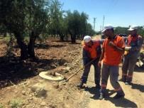 SANAYİ SİTESİ - Kanalizasyon Kollektor Hatlarının Temizlik Ve Bakımı