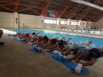 KALICI KONUTLAR - Kaynaşlı Yaz Spor Okulları Başladı