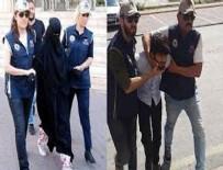 SELAHATTİN AYDIN - Kılıçdaroğlu'na saldırı hazırlığındaki teröristler tutuklandı